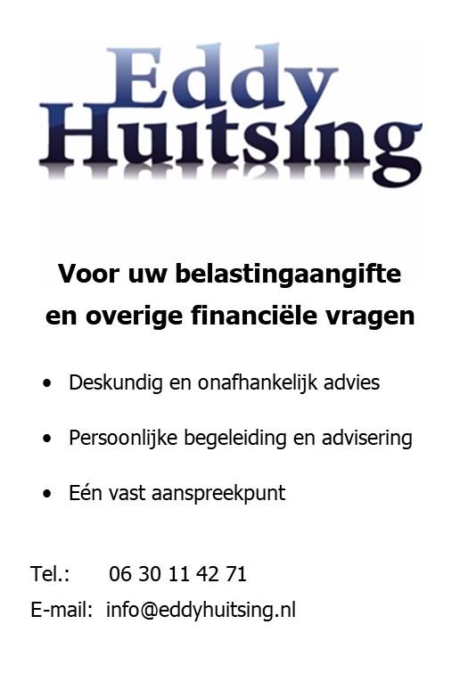 Eddy Huitsing Financieel Advies