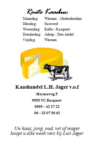 Kaashandel L.H. Jager