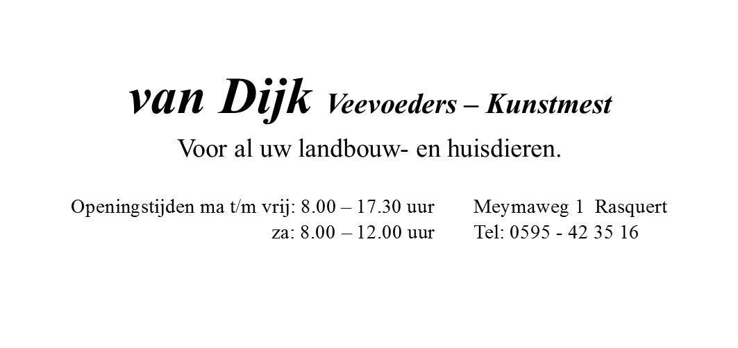 Van Dijk Veevoeders